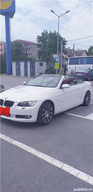 Bmw Seria  3 cabrio  - imagine 1