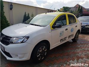 Dacia Logan Taxi + Autorizație - imagine 1