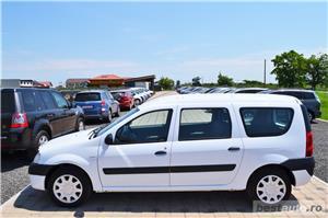 Dacia Logan MCV=avans 0 % rate fixe = aprobarea creditului in 2 ore = autohaus vindem si in rate - imagine 4