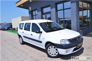 Dacia Logan MCV=avans 0 % rate fixe = aprobarea creditului in 2 ore = autohaus vindem si in rate - imagine 2