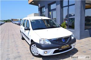 Dacia Logan MCV=avans 0 % rate fixe = aprobarea creditului in 2 ore = autohaus vindem si in rate - imagine 11