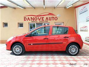Renault Clio,GARANTIE 3 LUNI,AVANS 0,RATE FIXE,motor 1200 cmc,Clima,Euro 4.  - imagine 4