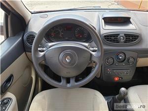Renault Clio,GARANTIE 3 LUNI,AVANS 0,RATE FIXE,motor 1200 cmc,Clima,Euro 4.  - imagine 7