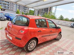 Renault Clio,GARANTIE 3 LUNI,AVANS 0,RATE FIXE,motor 1200 cmc,Clima,Euro 4.  - imagine 5