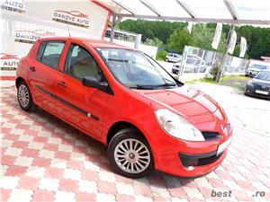 Renault Clio,GARANTIE 3 LUNI,AVANS 0,RATE FIXE,motor 1200 cmc,Clima,Euro 4.  - imagine 3