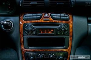 Mercedes-benz Clasa C C 200 - imagine 11