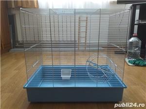Vand cusca animale rozatoare / pasari, 35x55x55, plus accesorii - imagine 2