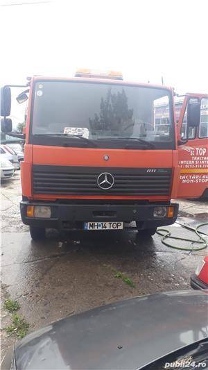 Mercedes-benz autoutiliara n2 811 - imagine 1