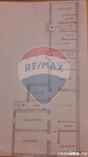 Casă pentru Investitie| Regim Hotelier.7 camere,Central| - imagine 8