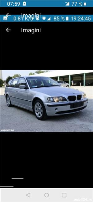 BMW 320d - imagine 4