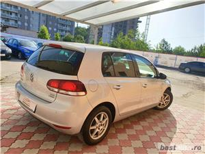 Vw Golf 6,GARANTIE 3 LUNI,AVANS 0,RATE FIXE,motor 1600 TDI,105 Cp,Euro 5 - imagine 5