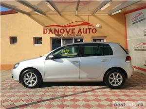 Vw Golf 6,GARANTIE 3 LUNI,AVANS 0,RATE FIXE,motor 1600 TDI,105 Cp,Euro 5 - imagine 4