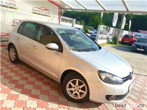 Vw Golf 6,GARANTIE 3 LUNI,AVANS 0,RATE FIXE,motor 1600 TDI,105 Cp,Euro 5 - imagine 3