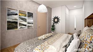 Apartament 2 camere cu logie și dressing în xcity towers - imagine 17