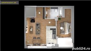 Apartament 2 camere cu logie și dressing în xcity towers - imagine 2