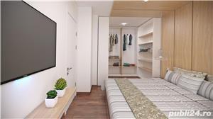 Apartament 2 camere cu 2 balcoane și dressing în xcity towers - imagine 6