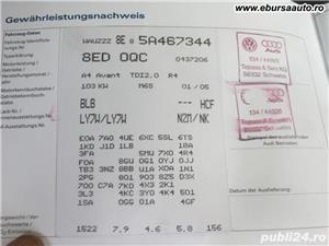 Dezmembrez  Audi A4 / B7, fab, 2005-2009, motor 2000 TDI , cod BLB / BRE - imagine 11