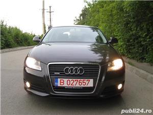 Audi A3 facelift ! diesel 2.0 TDI/euro 5 ! import recent germania ! STARE f. BUNA ! - imagine 4