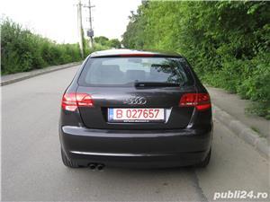 Audi A3 facelift ! diesel 2.0 TDI/euro 5 ! import recent germania ! STARE f. BUNA ! - imagine 2