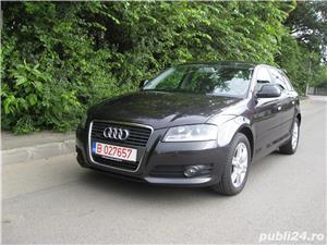 Audi A3 facelift ! diesel 2.0 TDI/euro 5 ! import recent germania ! STARE f. BUNA ! - imagine 11