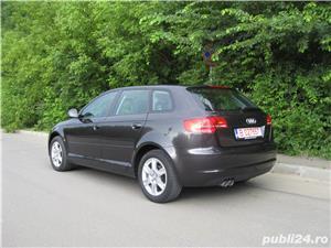 Audi A3 facelift ! diesel 2.0 TDI/euro 5 ! import recent germania ! STARE f. BUNA ! - imagine 8