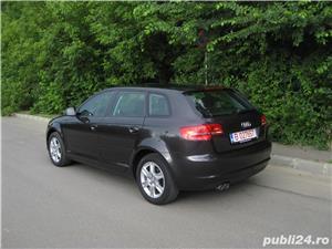 Audi A3 facelift ! diesel 2.0 TDI/euro 5 ! import recent germania ! STARE f. BUNA ! - imagine 12