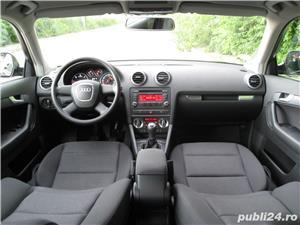 Audi A3 facelift ! diesel 2.0 TDI/euro 5 ! import recent germania ! STARE f. BUNA ! - imagine 16