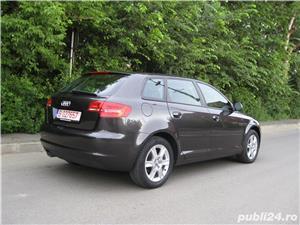 Audi A3 facelift ! diesel 2.0 TDI/euro 5 ! import recent germania ! STARE f. BUNA ! - imagine 5