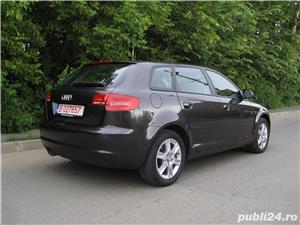 Audi A3 facelift ! diesel 2.0 TDI/euro 5 ! import recent germania ! STARE f. BUNA ! - imagine 10