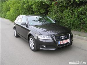 Audi A3 facelift ! diesel 2.0 TDI/euro 5 ! import recent germania ! STARE f. BUNA ! - imagine 9