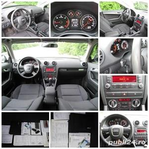 Audi A3 facelift ! diesel 2.0 TDI/euro 5 ! import recent germania ! STARE f. BUNA ! - imagine 13
