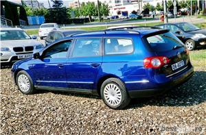 """VW PASSAT """"Sport Line"""" - 2.0 TDI - vanzare in RATE FIXE cu avans 0%. - imagine 5"""