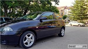 Seat Ibiza 1,4 Euro 4 2004 cu Climatronic. - imagine 3