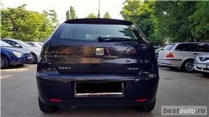 Seat Ibiza 1,4 Euro 4 2004 cu Climatronic. - imagine 5