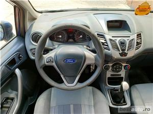 Ford Fiesta,AVANS 0,RATE FIXE,motor 1400 Cdti,70 CP,Clima,Euro 5. - imagine 7