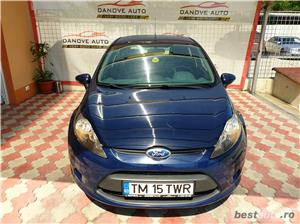 Ford Fiesta,AVANS 0,RATE FIXE,motor 1400 Cdti,70 CP,Clima,Euro 5. - imagine 2