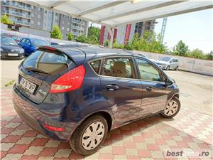 Ford Fiesta,AVANS 0,RATE FIXE,motor 1400 Cdti,70 CP,Clima,Euro 5. - imagine 5