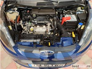 Ford Fiesta,AVANS 0,RATE FIXE,motor 1400 Cdti,70 CP,Clima,Euro 5. - imagine 10