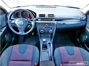 MAZDA 3 - 1.6 BENZINA - vanzare in RATE FIXE cu avans 0%. - imagine 14