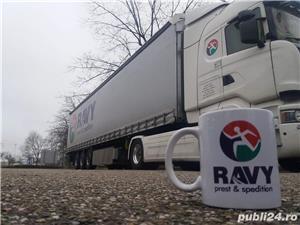 Ravy Prest Sibiu angajează șoferi cu experienta pentru comunitate!!!. - imagine 1
