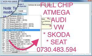 Vcds PRO 20.4.2 Tester Full Chip Audi Skoda Seat Vw Diagoza Auto 2020 - imagine 4
