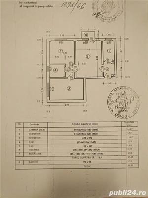 3 camere Piata Veteranilor, Lujerului - imagine 17