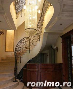 Vila renovata, impecabila, pentru ambasada, consulat, reședința de lux. - imagine 1