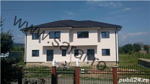 Casa tip duplex = 145mp utili, toate uitilitatile,situat pe 3 ari teren - imagine 2
