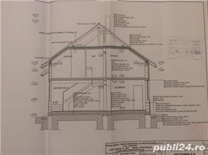 Vand casa noua in Cihei, P+M, s.t.=460 mp. - imagine 12