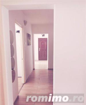 3 camere Doamna Ghica, decomandat,  renovat, bloc reabilitat - imagine 11