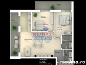 Apartament 3 camere 67mpu | Decomandat | Doamna Stanca - imagine 2