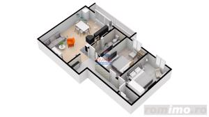 Apartament 3 camere 72mpu | COMISION 0% - imagine 2