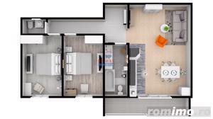 Apartament 3 camere 72mpu | COMISION 0% - imagine 3