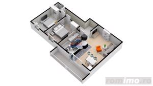 Apartament 3 camere 72mpu | COMISION 0% - imagine 1